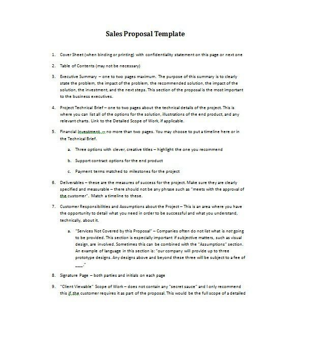 The 25+ best Business proposal sample ideas on Pinterest Sample - project proposal template free