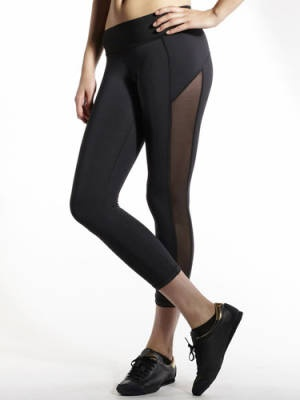 Our favorite sexy workout clothes - Michi Stardust Pant, $129, michiny.com