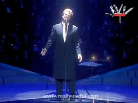 Gethsemane - Michael Ball - Andrew Lloyd Webber - The Royal Albert Hall Celebration