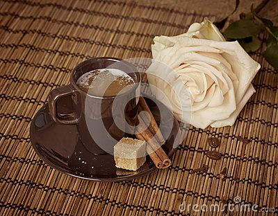 Download Cup Of Coffee With Rose Royalty Free Stock Photos for free or as low as 7.00 руб.. New users enjoy 60% OFF. 19,679,272 high-resolution stock photos and vector illustrations. Image: 34992918