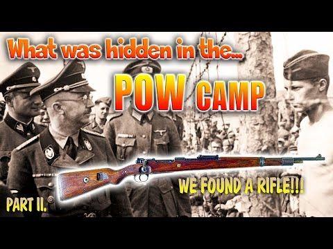 WW2 metal detecting - Unbelievable still in shock! We found a GUN! German mauser rifle part2 - YouTube