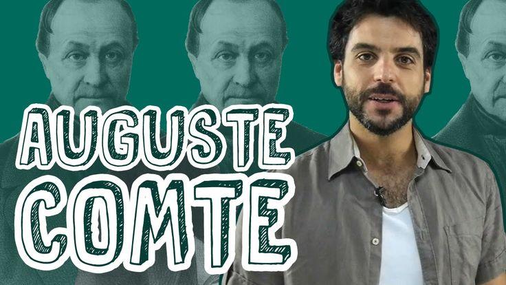 Sociologia - Auguste Comte e o Positivismo