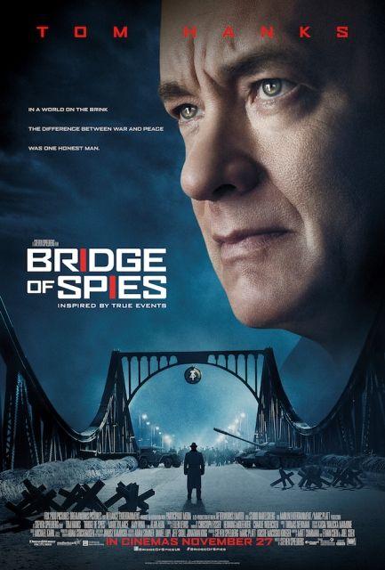 Bridge Of Spies Movie 2015 Poster