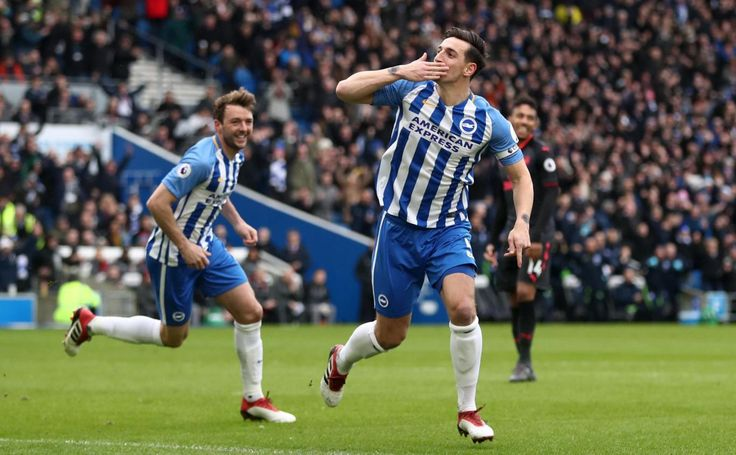 EPL VIDEO: Brighton & Hove Albion vs Arsenal 2-1 2018 All Goals & Highlights