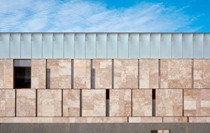 Tod Williams - Billie Tsien Architects, Michael Moran · The Barnes Foundation · Divisare