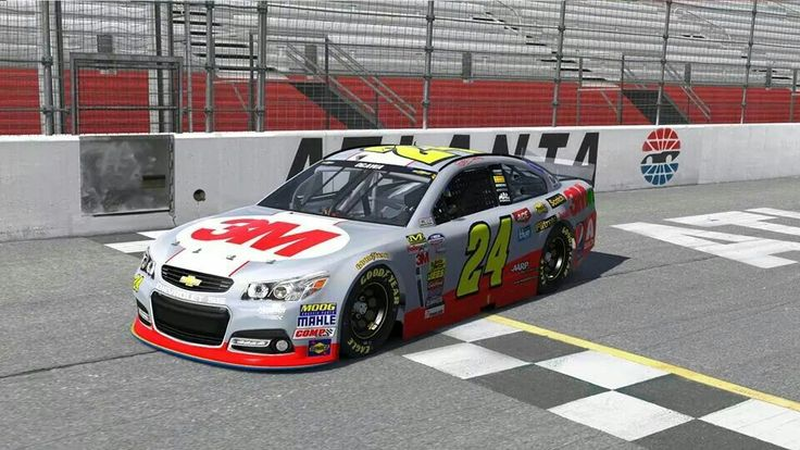 nascar atlanta current
