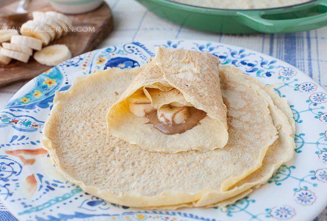 grain-free tortilla recipe