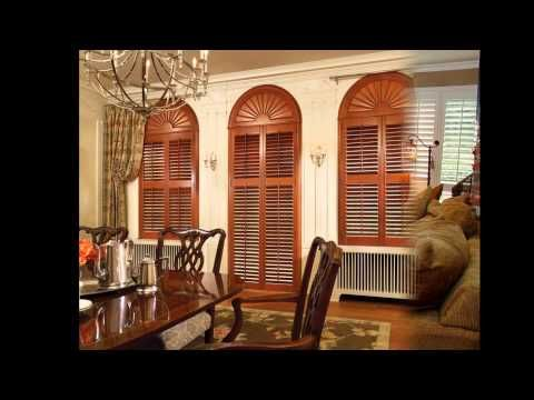 Wooden Shutters Interior by blocnow.com