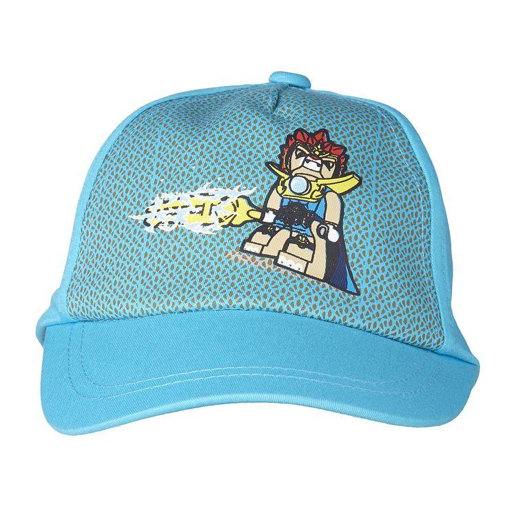 """Legends of Chima Basecap Carlos Kappe Baseball Mütze """"Laval""""    LEGO® hat längst nicht nur die Spielzeugkisten, sondern auch die Kleiderschränke erobert. Dieses super Basecap ist genau das richtige für aktive Kids.    LEGO® Wear Kinder Basecap mit folgenden Besonderheiten:    - Thema: LEGO® Legends of Chima  - cooles Basecap von LEGO® Wear  - mit Legends of Chima Motiv  - Lego® Logo Flag   - ho..."""