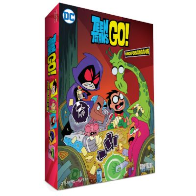 Teen Titans Go! Deck-Building Game is set to hit the shelves on November 29th. In this two-player game based on the popular TV showTeen Titans Go!, each player becomes a member of the team—Robin, …