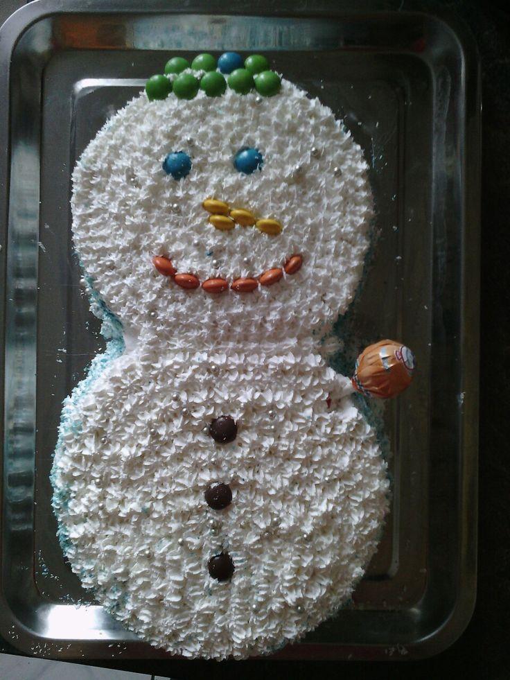 Tort om de zăpadă