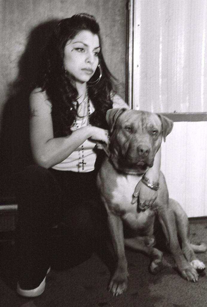 78 Best Gangster Girl Images On Pinterest Chicano