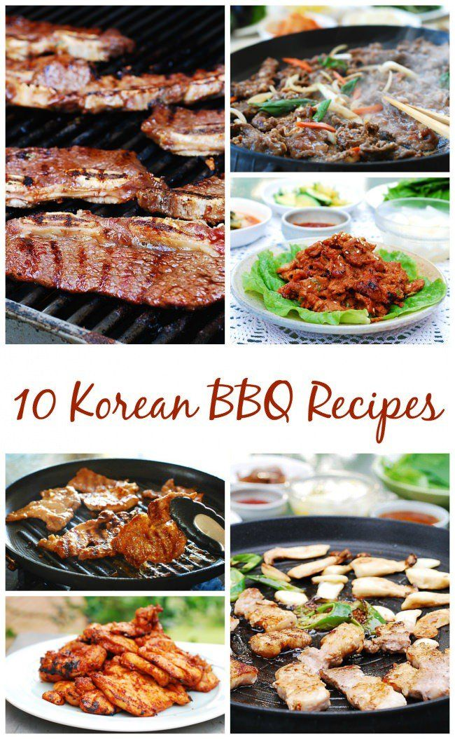 I've collected my best Korean BBQ dishes for you to try at home. These are my go-to recipes that have also earned high marks from you readers out there.