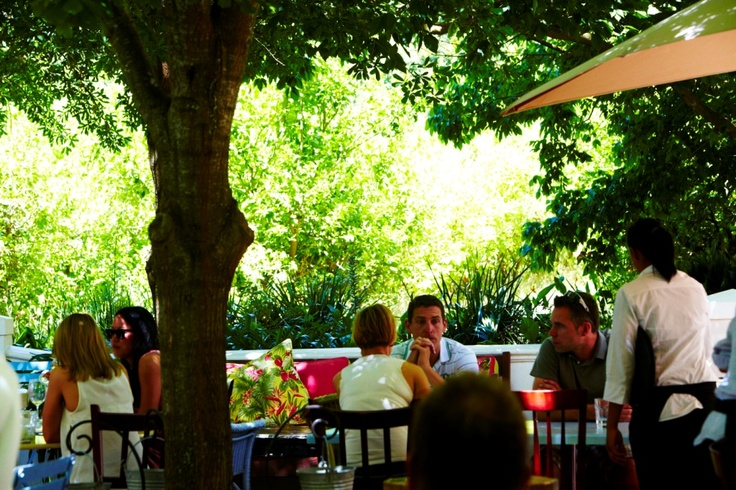 Why not enjoy a lingering lunch at Bread & Wine Vineyard Restaurant.