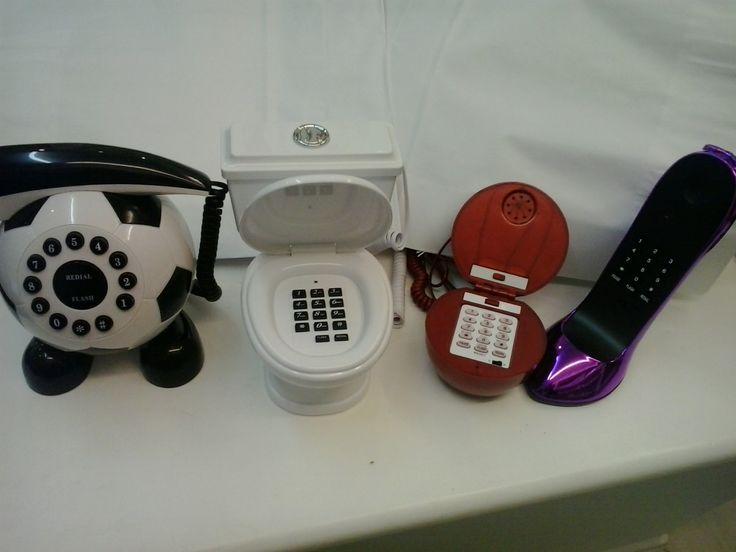 TELEFONOS LOCOS!