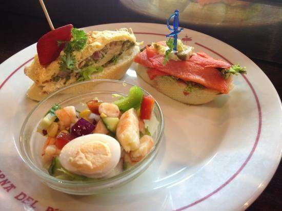 La Taberna Del Pintxo - #Marbella #food #drinks #canapes #tapas