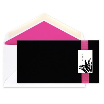 Tulipa Wedding Invitations  by Checkerboard