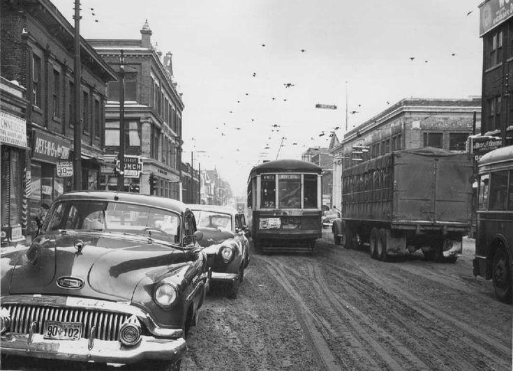 «L'Orient Express de la rue Mont-Royal ...un tramway mythique