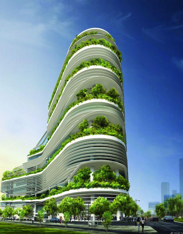 architecture sustainable