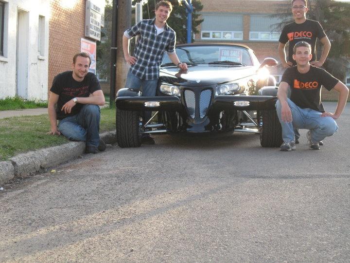 We work on some really nice cars!