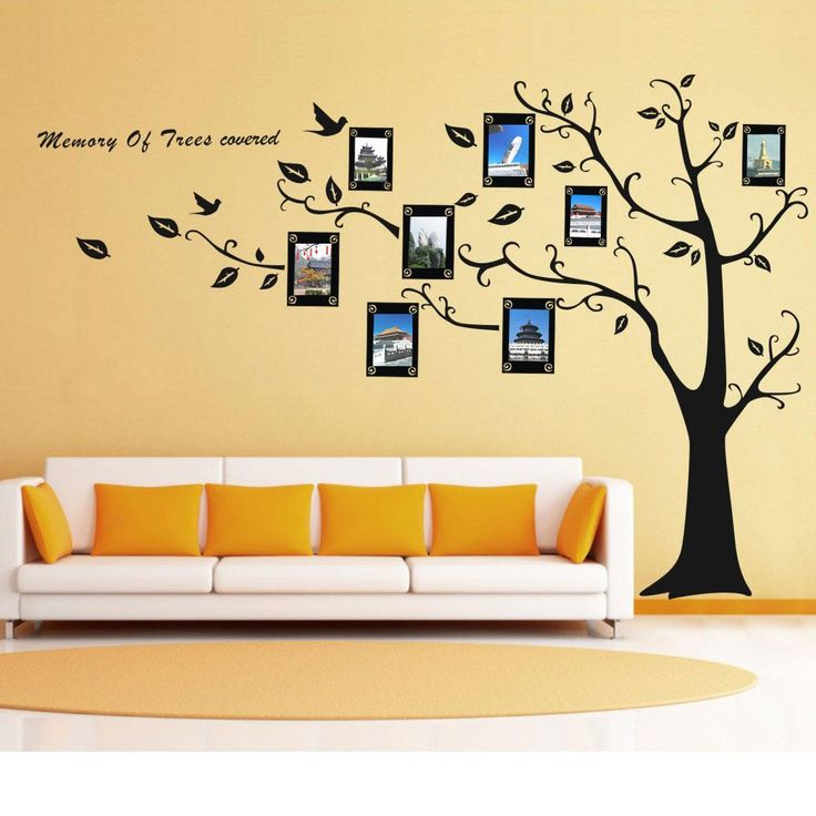 21 best Wall tree decals images on Pinterest | Murals, Tree decals ...