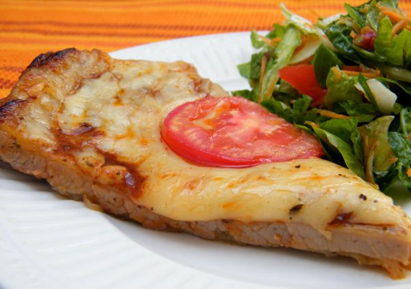 Matambre a la Pizza. #Argentinian pizza with meat.