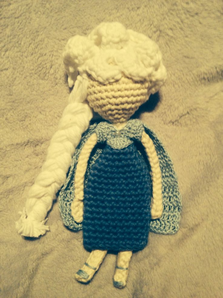 Crochet Elsa Doll Pattern : 17 Best images about Merrily Messy on Pinterest ...