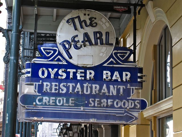 the pearl: Good Food, New Orleans, Bar Restaurant, Nawlin, Big Easy, Pearls, N Awlin, Louisiana Louie Restaurant, Photos Shared