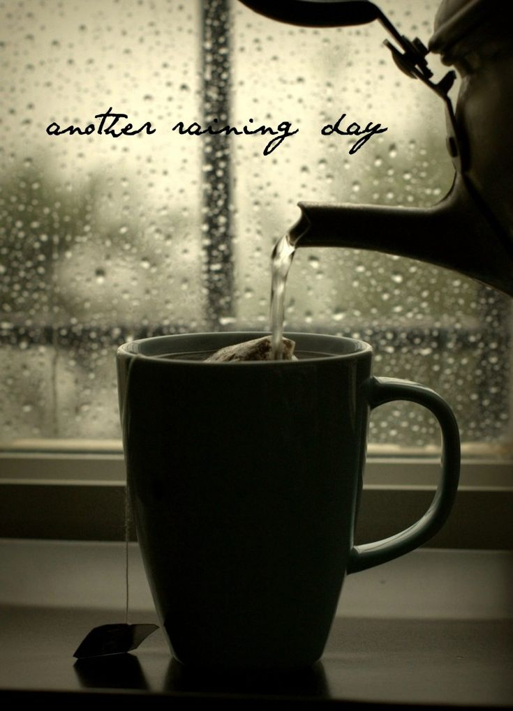 another raining day