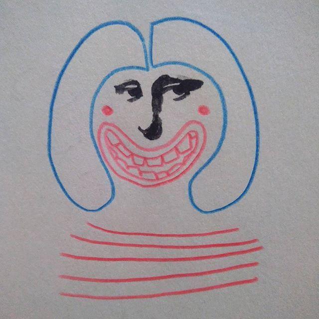 #monalisa #gioconda #artecreatulibro #illustration #drawing #draw #illustrator Illustration by Elena Losada.