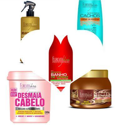 Feirinha Chic : Produtos Forever Liss liberados para low poo - Ta ...