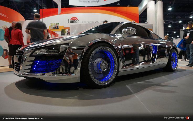 Audi R8 by West Coast Customs |