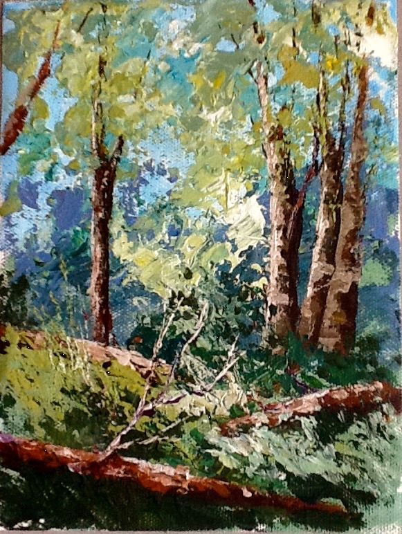 55 best video lesson library 1 vll images on pinterest for How to paint with a palette knife with acrylics