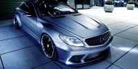 Mercedes CL63 AMG by Famous Parts