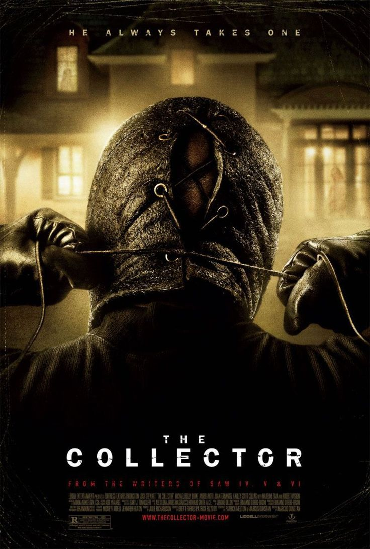 The Collector 2009 Movie Review