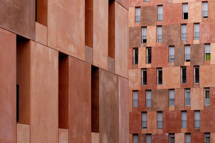 David Chipperfield Architects, Miguel de Guzmán · Housing Villaverde · Divisare