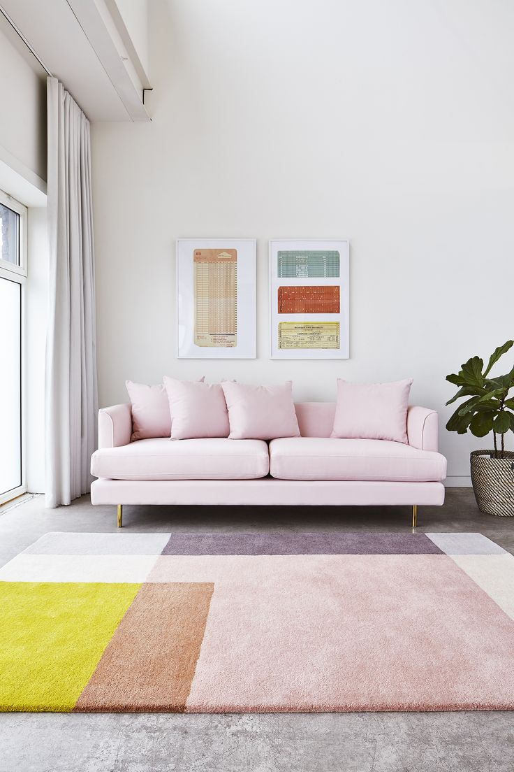 The Margot Sofa epitomizes modern elegance with graceful arms, French-seam  detailing, and loose, luxurious cushions that give a look which is both  timeless ...