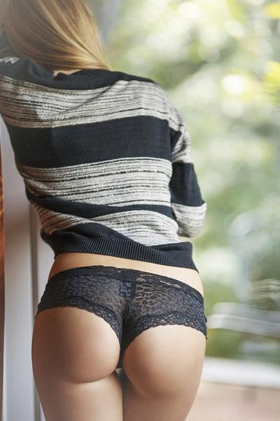 Tiny Butt Panties Ass
