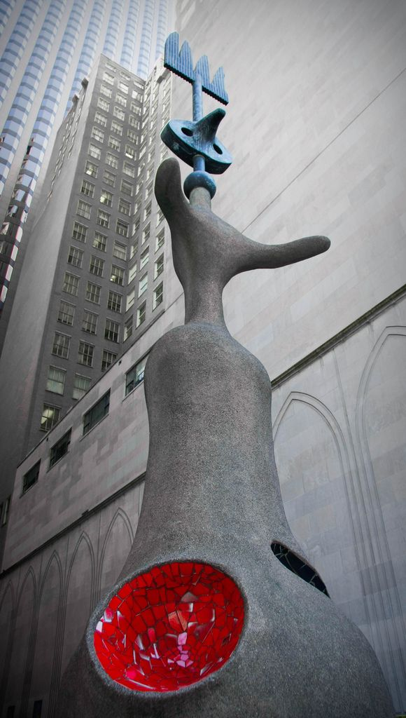 Joan Miró Chicago