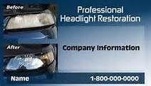dvelup Headlight Restoration Business - Bing images