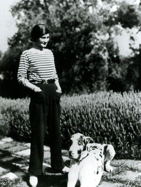 Coco Chanel #vintagecamp #fashioncamp