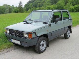 FIAT Panda 4×4 – 1983