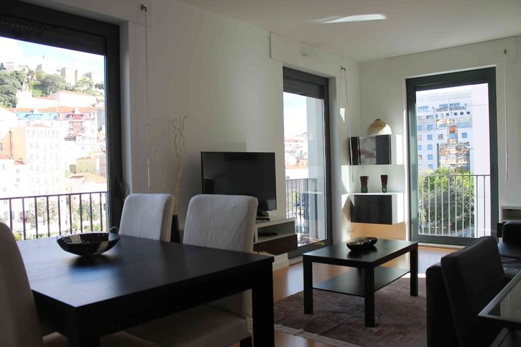 Check out this awesome listing on Airbnb: Stunning Castle Views, Garage & Lift In Downtown - Apartments for Rent in Lisboa - Get $25 credit with Airbnb if you sign up with this link http://www.airbnb.com/c/groberts22