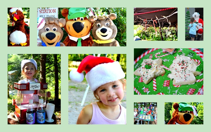 Christmas in July Fun - while camping!: July Fun, Christmas In July, July Ideas, Christmas Ideas