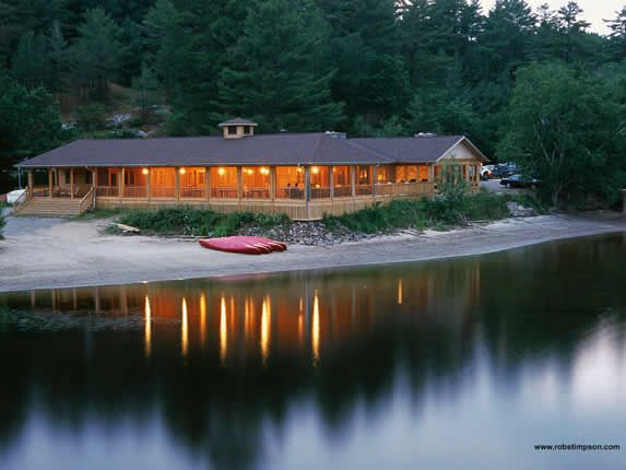 Ontario Cottage Rentals – French River Luxury Ontario Couples Resort – The Lodge At Pine Cove Rental Cottages, FOR SURE on the Bucket list!!