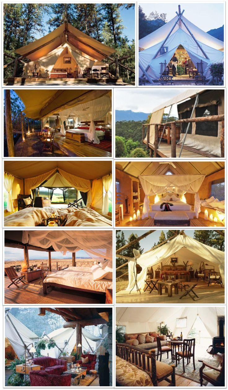 The Clayoquot Wilderness Resort, Canada