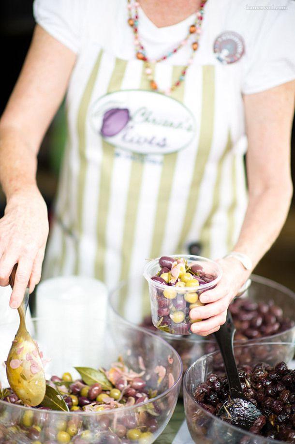 Chrisna's Olives at KAMERS vol geskenke. Photo by @Kim Jansen Van Rensburg