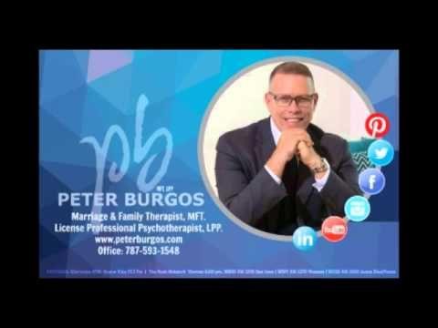 Las Heridas de la Infidelidad - Los Hijos: Peter Burgos Vega MFT, LPP