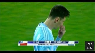 Penalty shootout - Chile vs Argentina 2015 - Copa America 2015  ●English Commentary● - full - HD 720p  Final Score over penalties - (4/1)  Keep up to date by subscribing:  https://www.youtube.com/channel/UCV9tDkJxNysG9yb8qFtZZGg  tags:  Copa America, Copa, Copa America 2015, Chile 2015, Host Nation Chile, Penalty shootout, penalties, Chile vs Argentina, Argentina vs  Chile, Chile 2015, Argentina 2015, 2015 Copa America, Copa América, Copa, America, Copa America Live match, highlights, match…