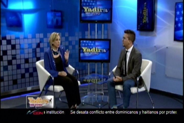 La Dra. Yadira Habla De Migración Y Del Modelo De Las Naciones Unidas Con El Abogado Víctor Benavides